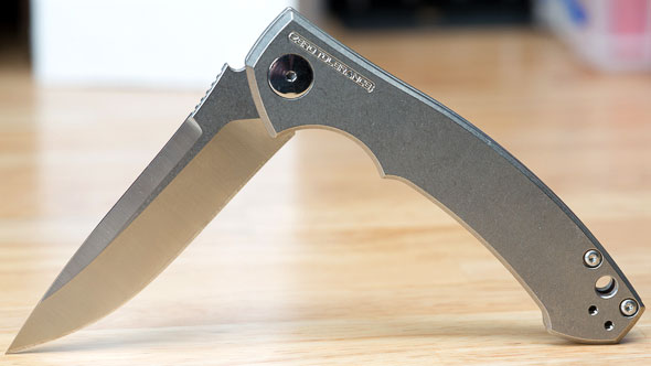 Zero Tolerance 0450 Knife Open Arched