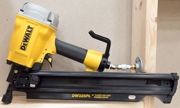 Dewalt Framing Nailer New for 2015