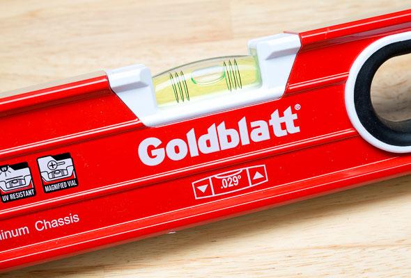 Goldblatt Level Main Bubble