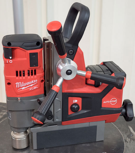 Milwaukee 2787 M18 Fuel Magnetic Drill