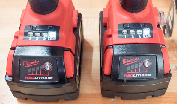 Milwaukee M18 Fuel Impact Driver and Wrench Special Modes