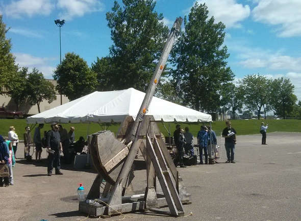 Trebuchet of Doom