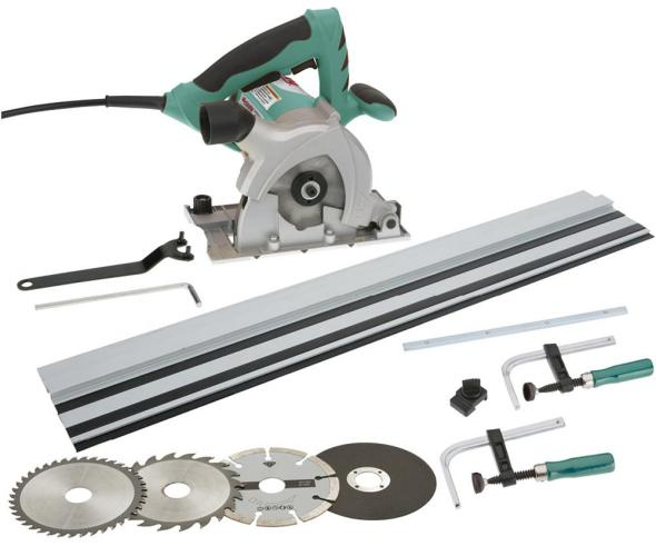 Grizzly Mini Track Saw Master Pack