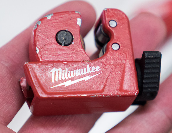 Milwaukee Mini Pipe Cutter
