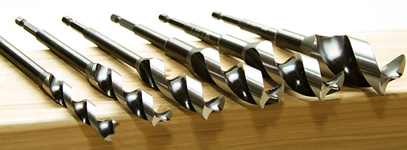 WoodOwl Overdrive Drill Bit Set