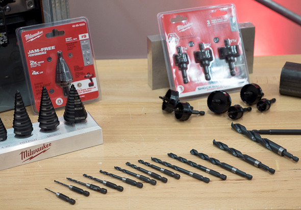 Milwaukee Current Drilling Accessories