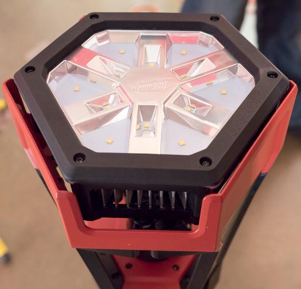 Milwaukee M18 LED Tripod Worklight Lamp Head