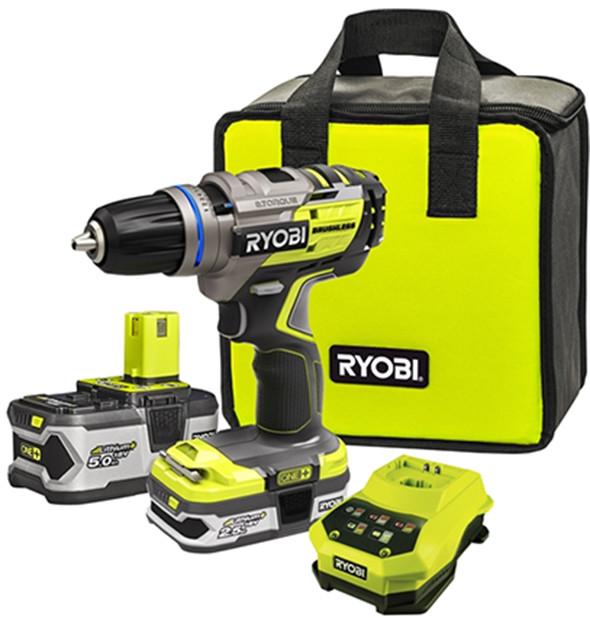 Ryobi 18V Brushless Drill Driver