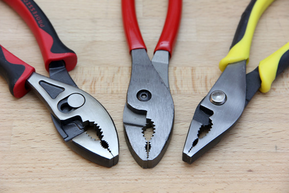 Slip Joint Pliers Jaws