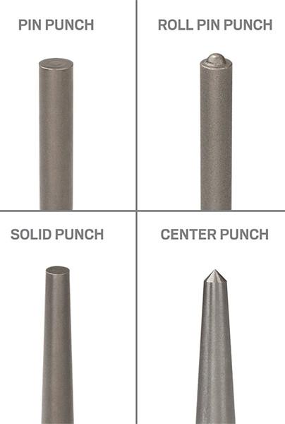 Tekton Punch Tip Examples