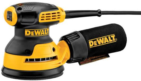 Dewalt DW6421 Single Speed Random Orbital Sander