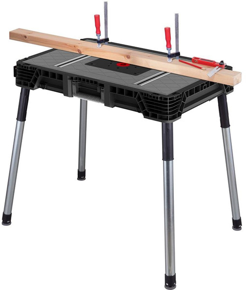New Husky Portable Clamping Workbench