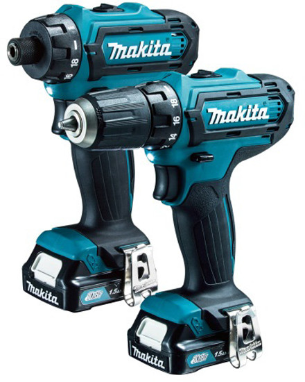 Makita 12V CXT Drill and Screwdriver