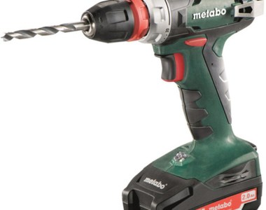 Metabo BS18 18V Drill Driver with 2Ah Battery