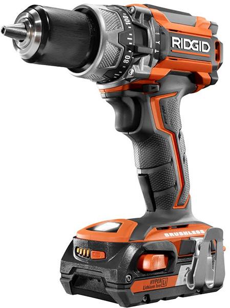 Ridgid R86116K 18V Brushless Hammer Drill