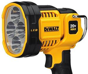 Dewalt DCL043 LED Spotlight Head