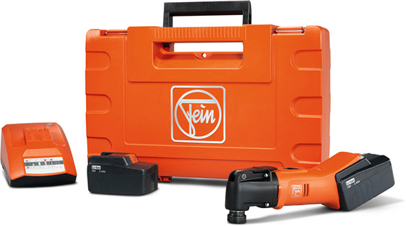 Fein AFSC 18 Cordless SuperCut Oscillating Tool Kit