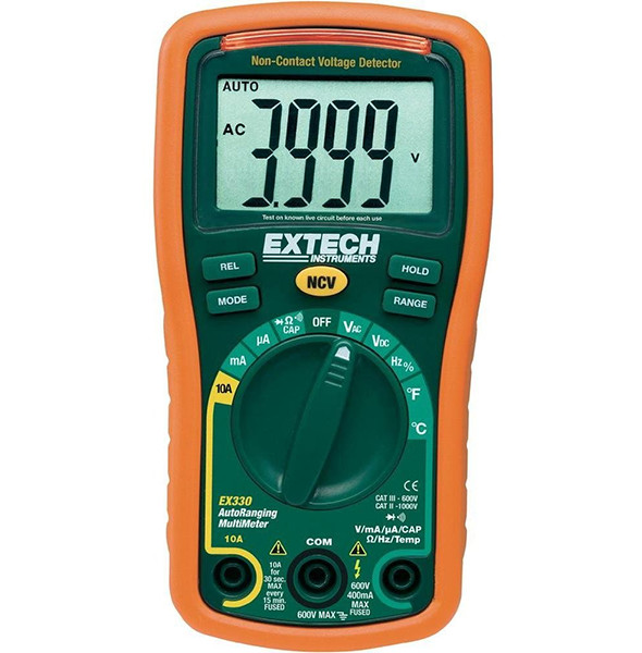 Extech EX330 Multimeter