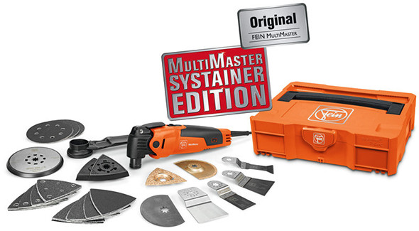 Fein MultiMaster 350Q Systainer Edition
