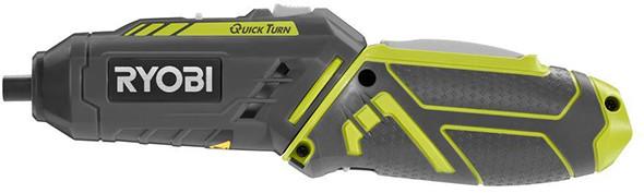 Ryobi QuickTurn Screwdriver Inline Position