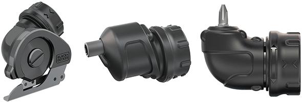 Black & Decker 4V Screwdriver Attachments