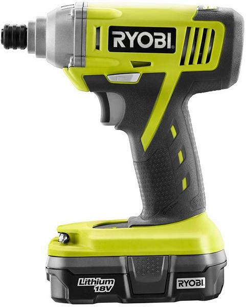 Ryobi 18V One+ Impact Driver Kit