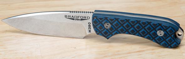 Bradford Guardian3 Fixed Blade Knife