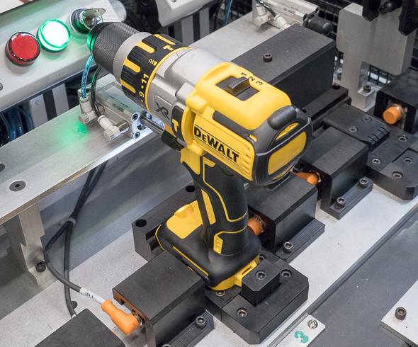 Dewalt 20V Max Brushless Premium Drill USA Assembly Programming in Progress