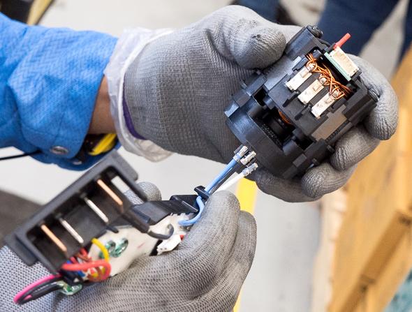 Dewalt 20V Max Brushless Premium Drill USA Electronics Assembly
