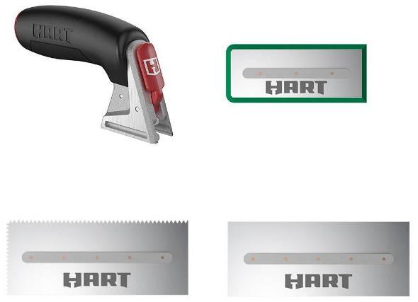 Hart Quick-Tatch 4 piece set at Home Depot