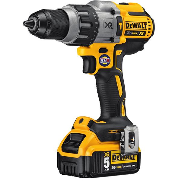 Dewalt DCD996 Premium Brushless 3-Speed Hammer Drill