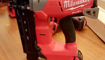hands on here are some things i learned about milwaukees cordless nailers - Milwaukee Framing Nailer