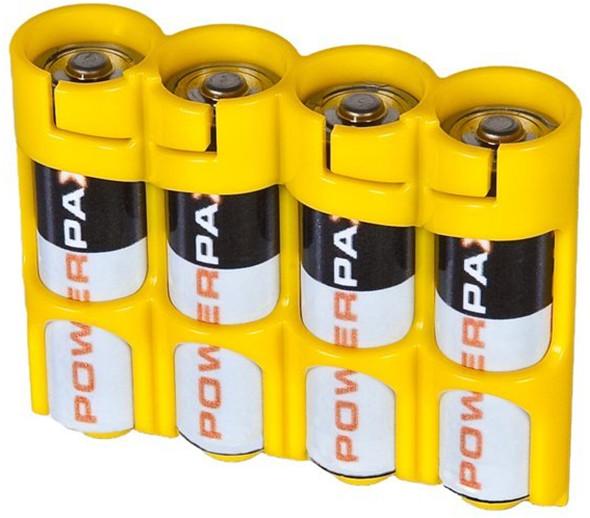 Powerpax AA Battery Caddy