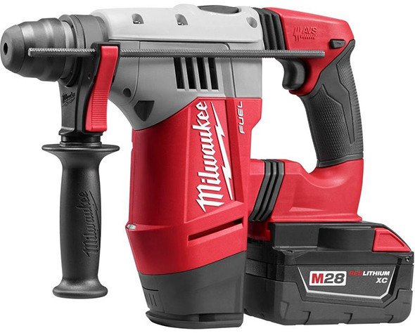 Milwaukee M18 Fuel Brushless Rotary Hammer