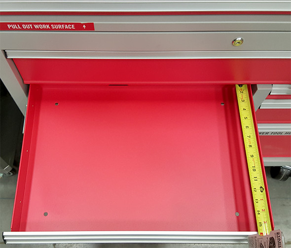 Porter Cable Tool Cabinet Drawer Depth