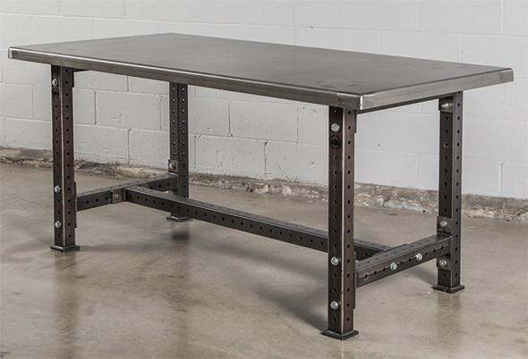 Rogue Supply Workbench Steel Top