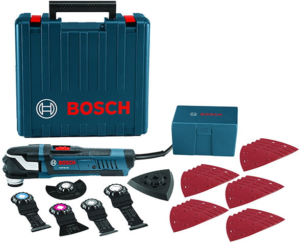 Bosch GOP40 Starlock Oscillating Multi-Tool