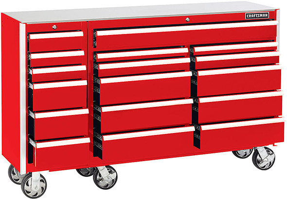 Tool Chests Craftsman 6 Drawer Standard Duty Tool