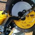 Dewalt FlexVolt 120V DHS790T2 sliding compound miter saw