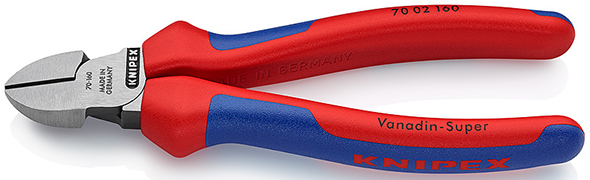 Knipex Diagonal Cutters Upgraded Pivot