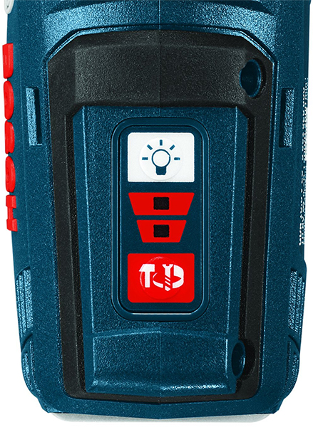 Bosch 12V Brushless Impact Tool LED and Speed Switches