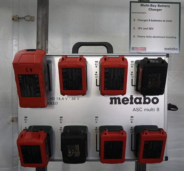 metabo-8-port-charger