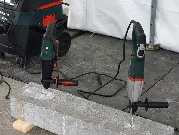 metabo-rotary-hammers