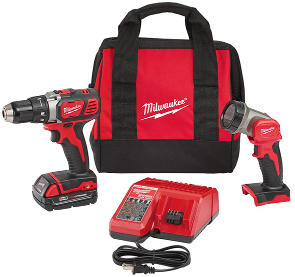 milwaukee-m18-2606-compact-drill-with-led-worklight-combo-kit