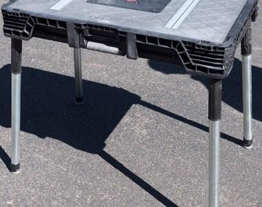 Husky Portable Workbench