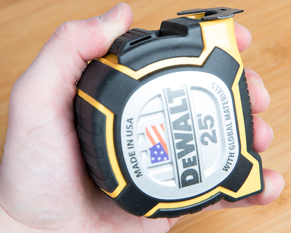 Dewalt XP Tape Measure Hand Grip