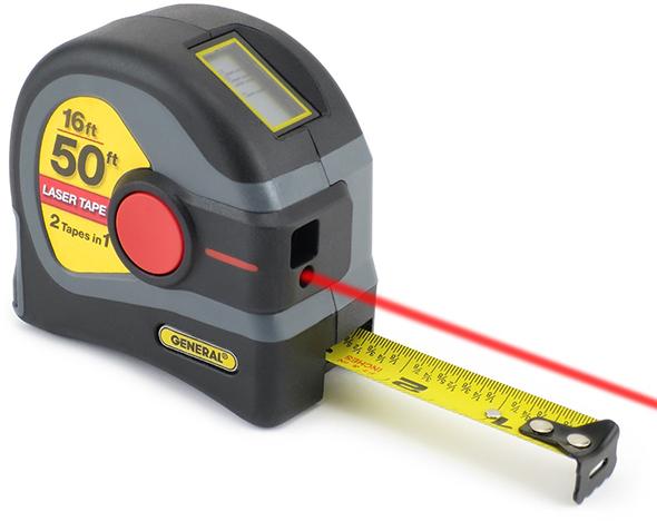 general tools laser tape measure review
