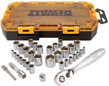 Dewalt DWMT73804 Mechanics Tool Set