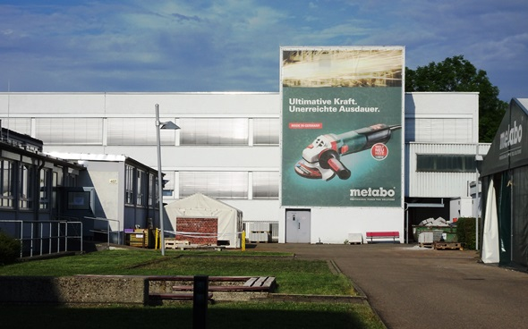 Metabo Factory in Germany