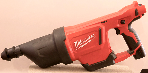 Milwaukee Drain Clearing Air Blower